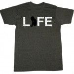 Prolife T-shirt - Life with Fetus