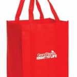 """GRRTL Logo"" - Grocery Bag"