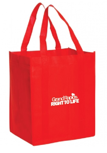 Grocery Bag - GRRTL Logo