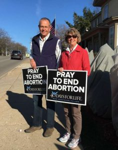 40 Days for Life @ Heritage Clinic for Women | Grand Rapids | Michigan | United States