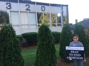 40 Days for Life @ Heritage Clinic for Women   Grand Rapids   Michigan   United States