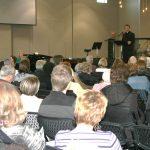 Fr. Fickel Headlines Memorial Service