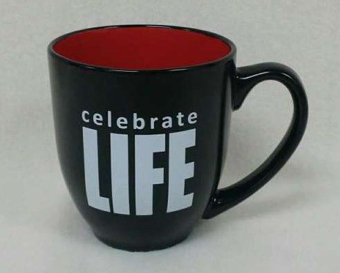 Mug - Celebrate Life