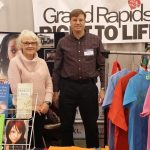 Prolife Prize Wheel is a Hit at Expo