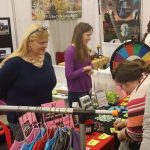 A Busy Weekend at Women's Expo