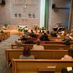 Sidewalk Counselors Speak at Memorial