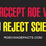 Bumper Sticker - Roe V. Wade