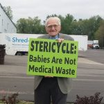 Stericycle Protest Educates Community