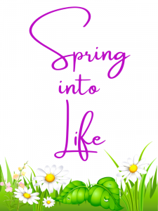 Spring into Life @ The Union Pavilion at Railside
